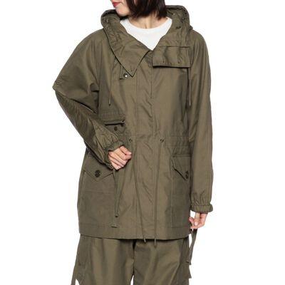 HYKE(ハイク)フーデッドジャケット