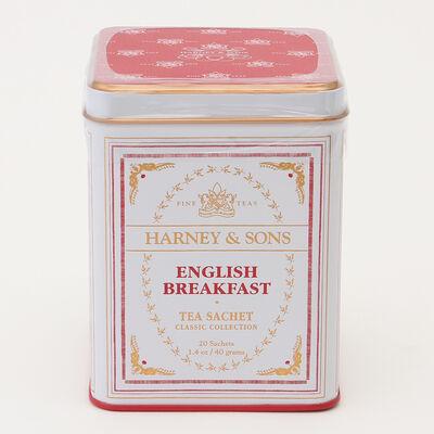 "HARNEY & SONS(ハーニーアンドサンズ)紅茶 ""イングリッシュ・ブレックファースト"" 20個入り"