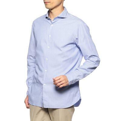CATARISANO(カタリザーノ)マイクロジャカードシャツ