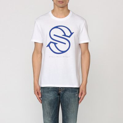 STELLA McCARTNEY(ステラ マッカートニー)限定オーバーサイズプリントTシャツ