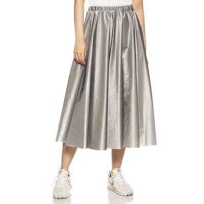 MONCLER(モンクレール)シャイニーロングスカート