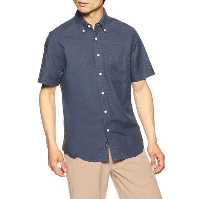 FAHERTY BRAND(ファリティ ブランド)半袖オックスフォードボタンダウンシャツ