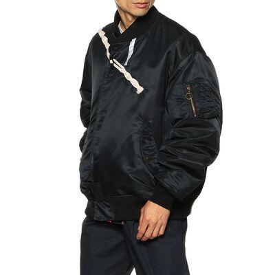 FACETASM(ファセッタズム)ボンバージャケット