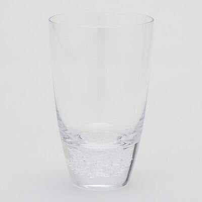 """SGHR(スガハラ)タンブラーグラス """"深海から沸き起こる泡"""""""