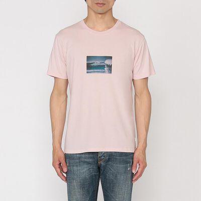 SALVAGE PUBLIC(サルベージパブリック)プリントTシャツ