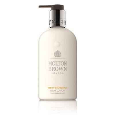 """MOLTON BROWN(モルトンブラウン)ボディローション """"べチバー&グレープフルーツ"""" 300ml"""