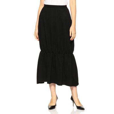 BARNEYS NEW YORK(バーニーズ ニューヨーク)セットアップギャザーニットスカート