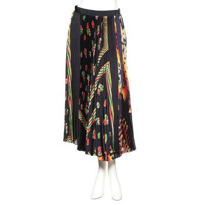 SACAI(サカイ)プリントロングスカート