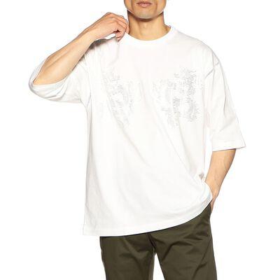 FUMITO GANRYU(フミトガンリュウ)プリント甚平Tシャツ