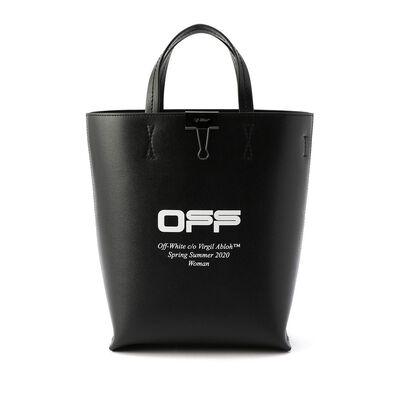 OFF-WHITE c/o VIRGIL ABLOH(オフ-ホワイト c/o ヴァージル アブロー)トートバッグ
