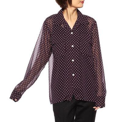 NEEDLES(ニードルス)ポルカドットシャツ
