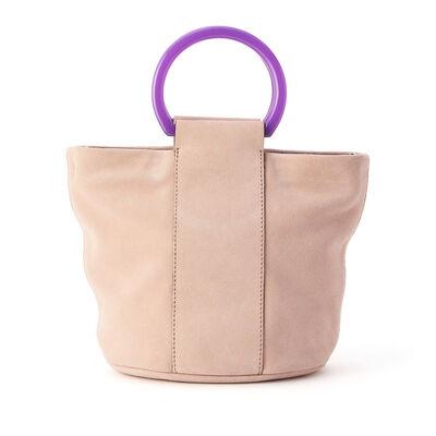 GIANNI CHIARINI(ジャンニ キアリーニ)リングハンドルバッグ