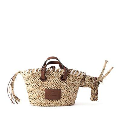 ANYA HINDMARCH(アニヤ ハインドマーチ)ドンキーバスケットバッグ