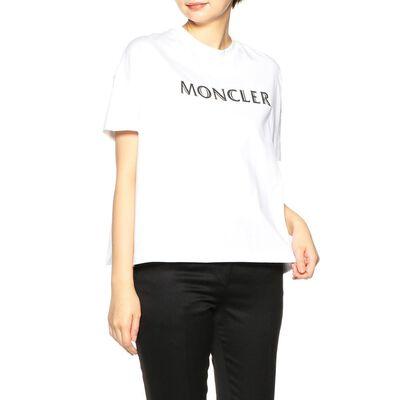 MONCLER(モンクレール)ロゴプリントカットソー