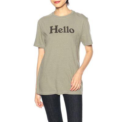 MADISONBLUE(マディソンブルー)ロゴプリントTシャツ