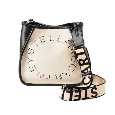 STELLA McCARTNEY(ステラ マッカートニー)ロゴショルダーバッグ