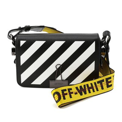 OFF-WHITE c/o VIRGIL ABLOH(オフ-ホワイト c/o ヴァージル アブロー)ミニショルダーバッグ
