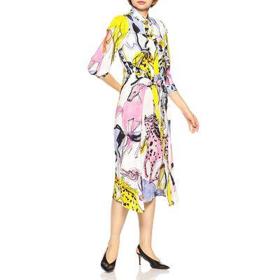 STELLA McCARTNEY(ステラ マッカートニー)プリントシャツドレス