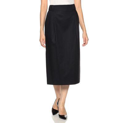 BARNEYS NEW YORK(バーニーズ ニューヨーク)ウォッシャブルセットアップスカート