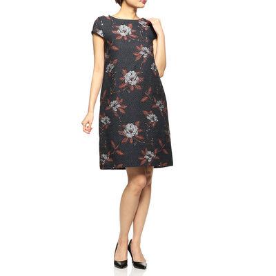 BARNEYS NEW YORK(バーニーズ ニューヨーク)ジャカードローズドレス