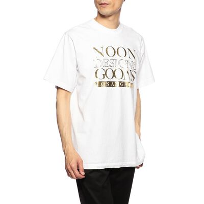 NOON GOONS(ヌーングーンズ)プリントTシャツ