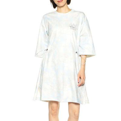 OFF-WHITE c/o VIRGIL ABLOH(オフ-ホワイト c/o ヴァージル アブロー)Tシャツドレス
