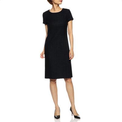 BARNEYS NEW YORK(バーニーズ ニューヨーク)セットアップツイードタイトドレス