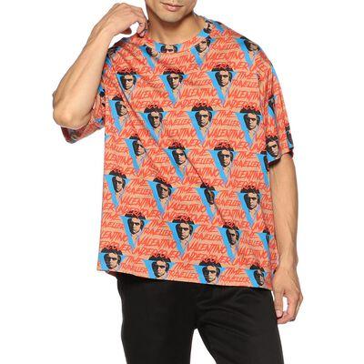 VALENTINO(ヴァレンティノ)総柄Tシャツ