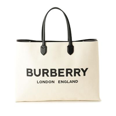BURBERRY(バーバリー)キャンバストートバッグ