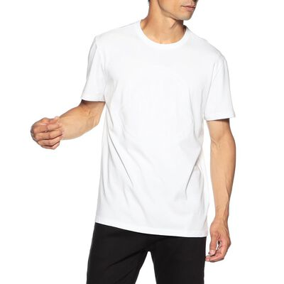 MONCLER(モンクレール)フロッキープリントロゴTシャツ