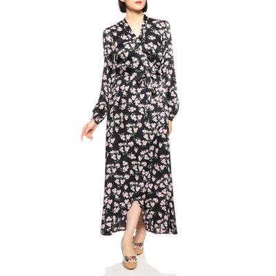 BYTIMO(バイティモ)プリントラップドレス