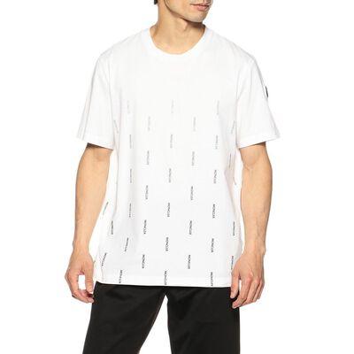MONCLER(モンクレール)ハーフスリーブロゴTシャツ