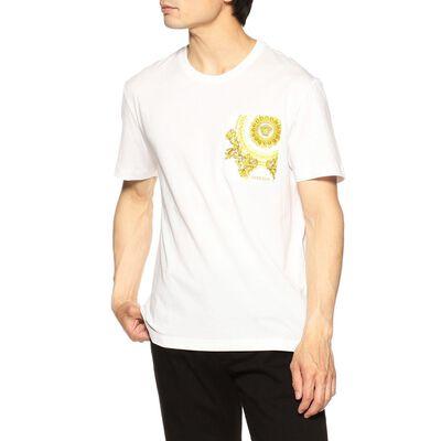 VERSACE(ヴェルサーチェ)プリントポケットTシャツ