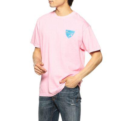 SIXELAR(シクセラ)バックプリントTシャツ