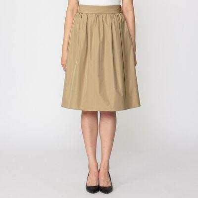BARNEYS NEW YORK(バーニーズ ニューヨーク)バックウエストゴムボリュームスカート