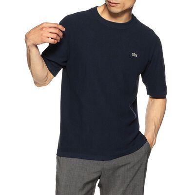 LACOSTE(ラコステ)コットンブークレTシャツ