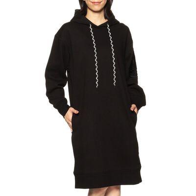 MONCLER(モンクレール)ロングスリーブパーカドレス