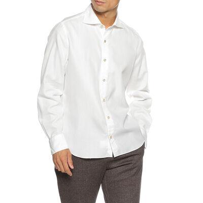 FINAMORE(フィナモレ)限定ジャカードシャツ