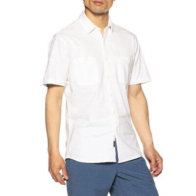 FAHERTY BRAND(ファリティ ブランド)コットンニットシャツ