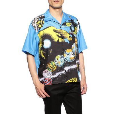 FULL-BK(フルビーケー)限定プリントシャツ