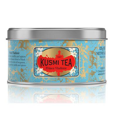 """KUSMI TEA(クスミティー)紅茶 """"プリンスヴィラディミル"""" 125g"""