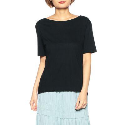 BARNEYS NEW YORK(バーニーズ ニューヨーク)コットンシルクTシャツ