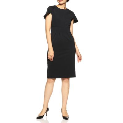 BARNEYS NEW YORK(バーニーズ ニューヨーク)ウォッシャブルジャージータイトドレス