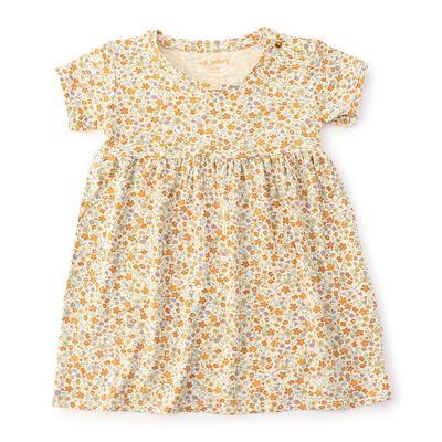 SOFT GALLERY(ソフトギャラリー)フラワープリントガールズドレス