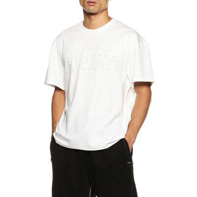 BASICKS(ベイシックス)エンブロイダリーTシャツ