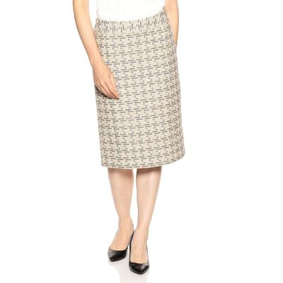 BARNEYS NEW YORK(バーニーズ ニューヨーク)セットアップツイードスカート