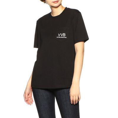 VICTORIA VICTORIA BECKHAM(ヴィクトリア ヴィクトリア ベッカム)ロゴTシャツ