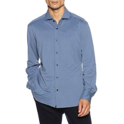 XACUS(ザッカス)ストレッチイージーケアシャツ