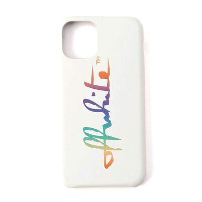 OFF-WHITE c/o VIRGIL ABLOH(オフ-ホワイト c/o ヴァージル アブロー)スマートフォンケース (iPhone11 PRO対応)