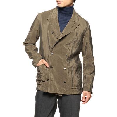 BARNEYS NEW YORK(バーニーズ ニューヨーク)セットアップシルクジャケット